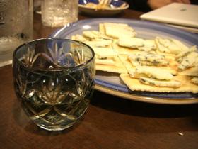チーズ&焼酎_071228