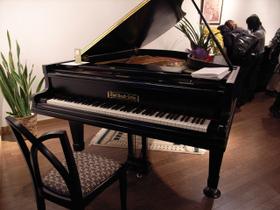 菩提樹のピアノ
