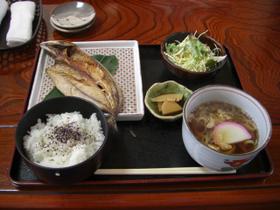 食彩秀「関サバランチ」