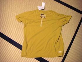 ホッピーTシャツ(裏)