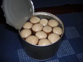 レーション ソーセージ缶