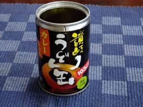 讃岐うどん缶(カレー)