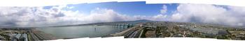 アイランド富士からの風景(クリックして拡大してください)