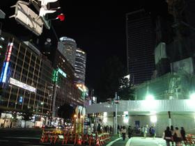 名駅夜景06年10月6日