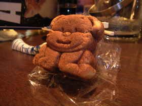 仔ライオン人形焼