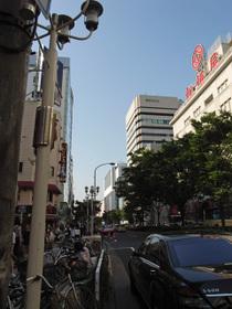 呆れる程の好天の矢場町(06年5月21日)