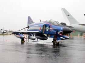 50周年記念塗装RF-4E