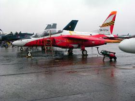 50周年記念塗装T-4赤