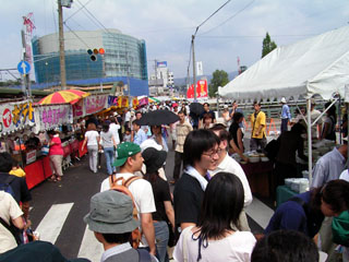 瀬戸物祭り