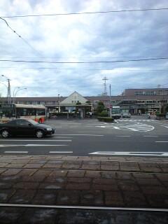 西へ旅行(その7:松山に到着)
