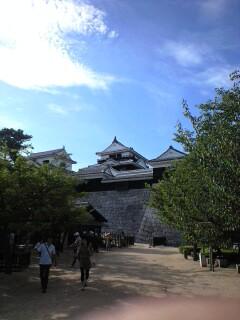 西へ旅行(その13:松山城)