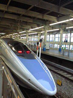 西へ旅行(その28:広島駅)